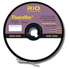 Rio Fluoroflex Plus Tippet - 110 Yard Guide, Spool