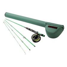 Redington Minnow Fly Rod/Reel Combo
