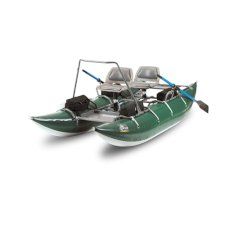 Outcast PAC 1200 Pontoon Boat w/free accessories*