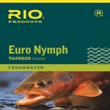 Rio Euro Nymph Leaders