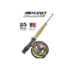 Orvis Helios 3F Fly Rod & Reel Outfits - Fly Rod, Reel and Line Combos