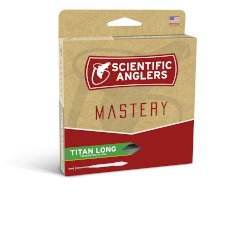 Scientific Anglers Mastery Titan Long Fly Line
