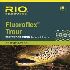 Rio Fluoroflex Trout Leaders, Single Pack