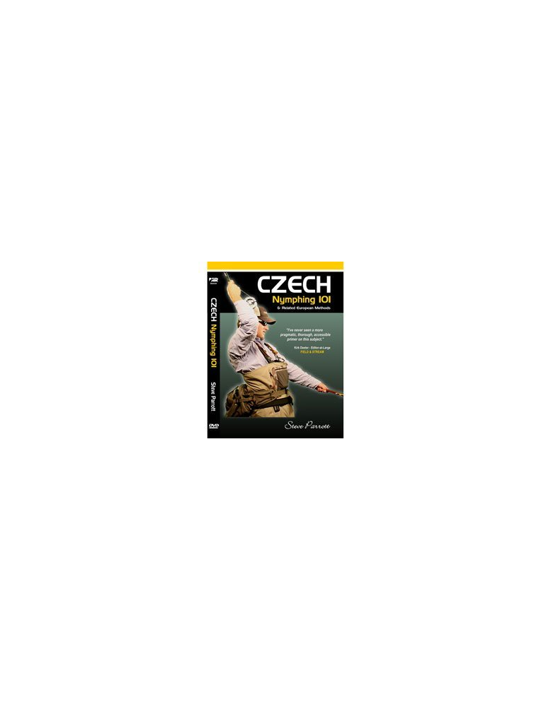 Czech Nymphing 101 And Related Methods