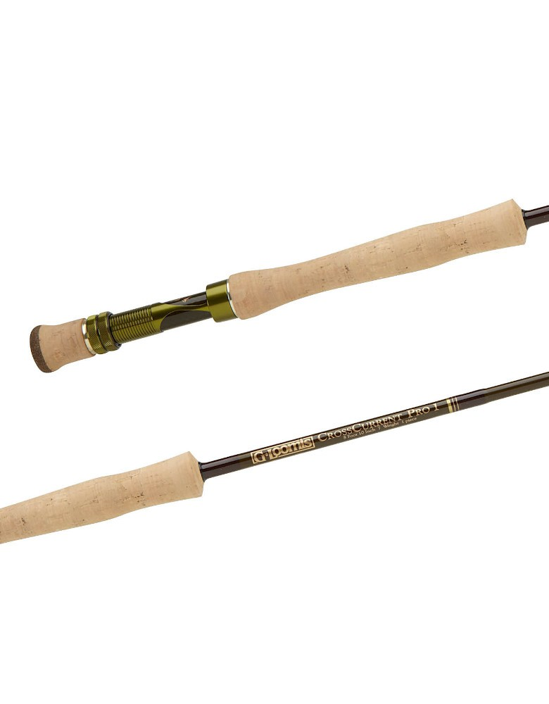 GLoomis Crosscurrent Pro-1 Fly Rod