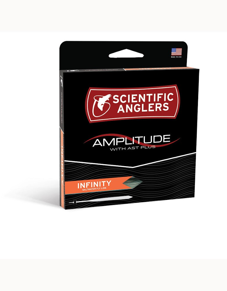 Scientific Anglers Amplitude Infinity Salt Fly Line