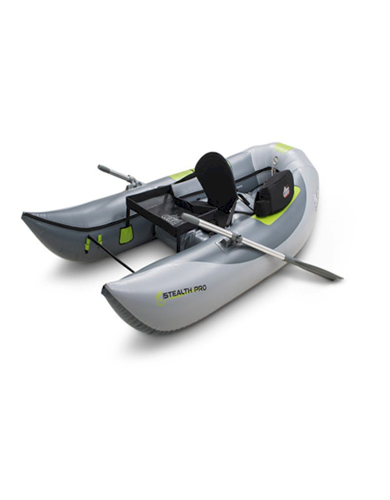 Outcast OSG Stealth Pro Frameless Pontoon Boat - Available for shipping in August 2021