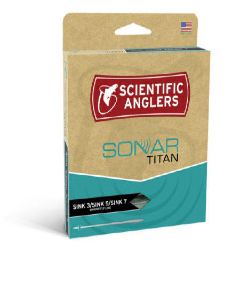 Scientific Anglers Sonar Titan Sink3/ Sink5/ Sink7 Fly Line
