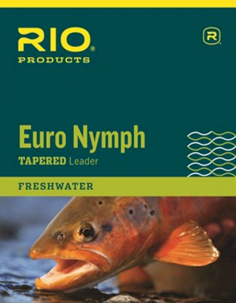 Rio Euro Nymph Leaders