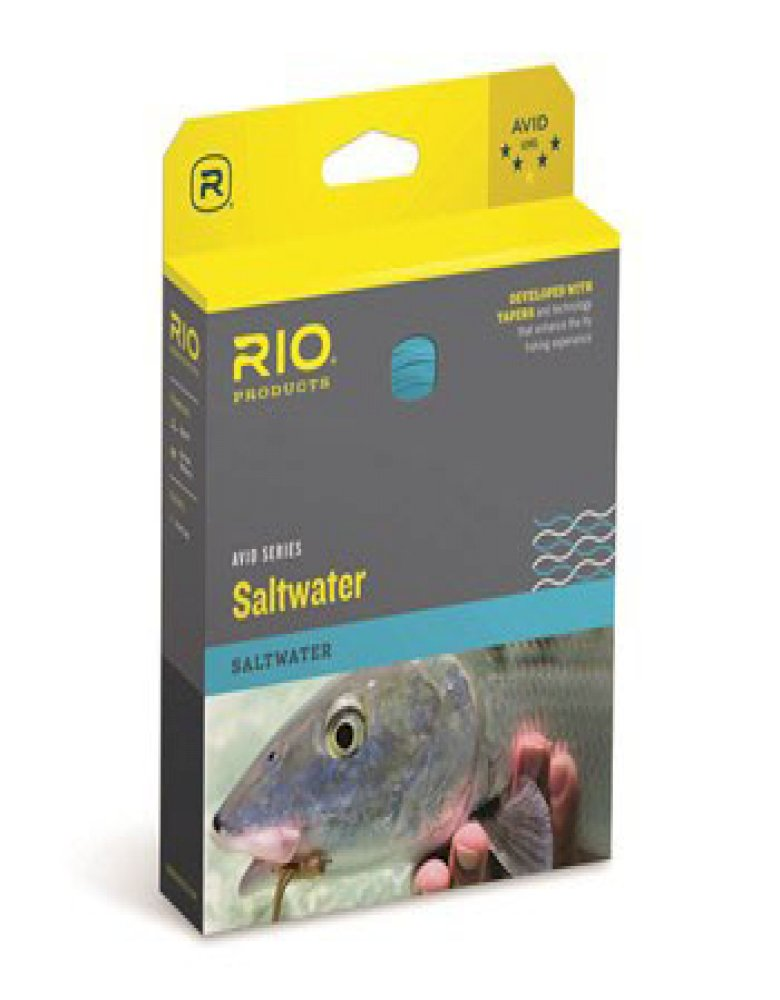 Rio Avid Saltwater Fly Line