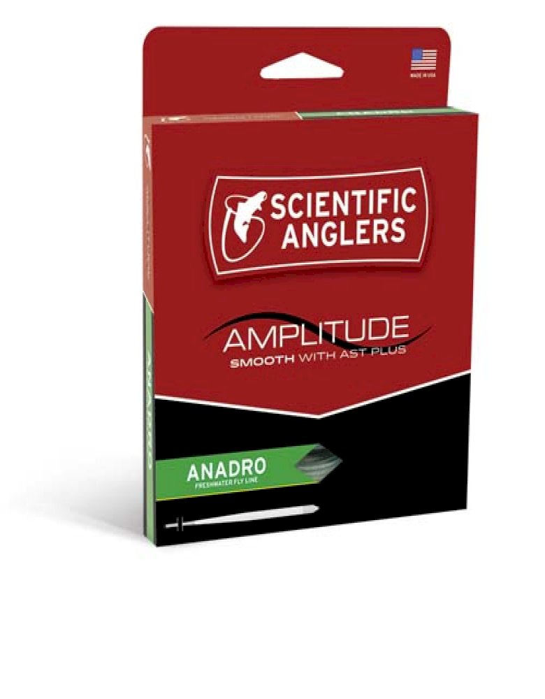 Scientific Anglers Amplitude Smooth Anadro/Nymph Fly Line