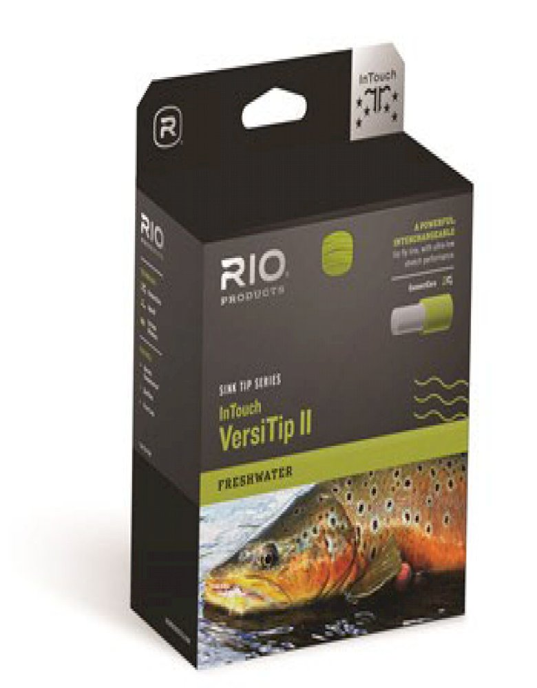 Rio InTouch VersiTip 2 Fly Line