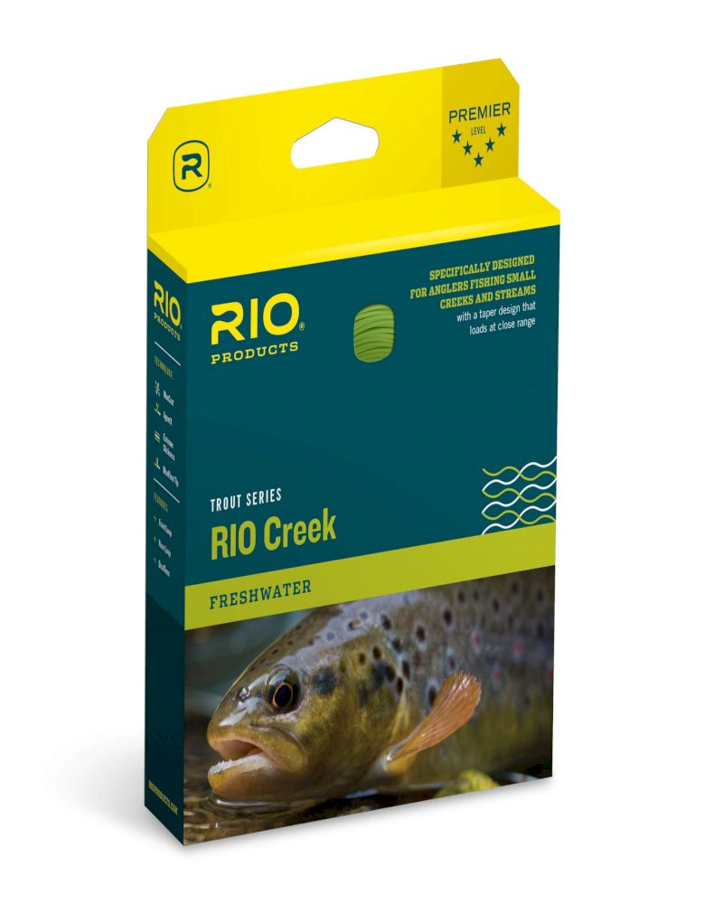 duplicated-Rio Creek Fly Line