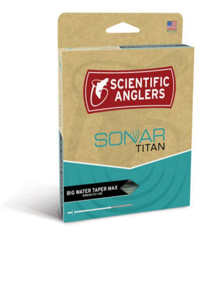 Scientific Anglers Sonar Titan Big Water Taper Max Sink Fly Line