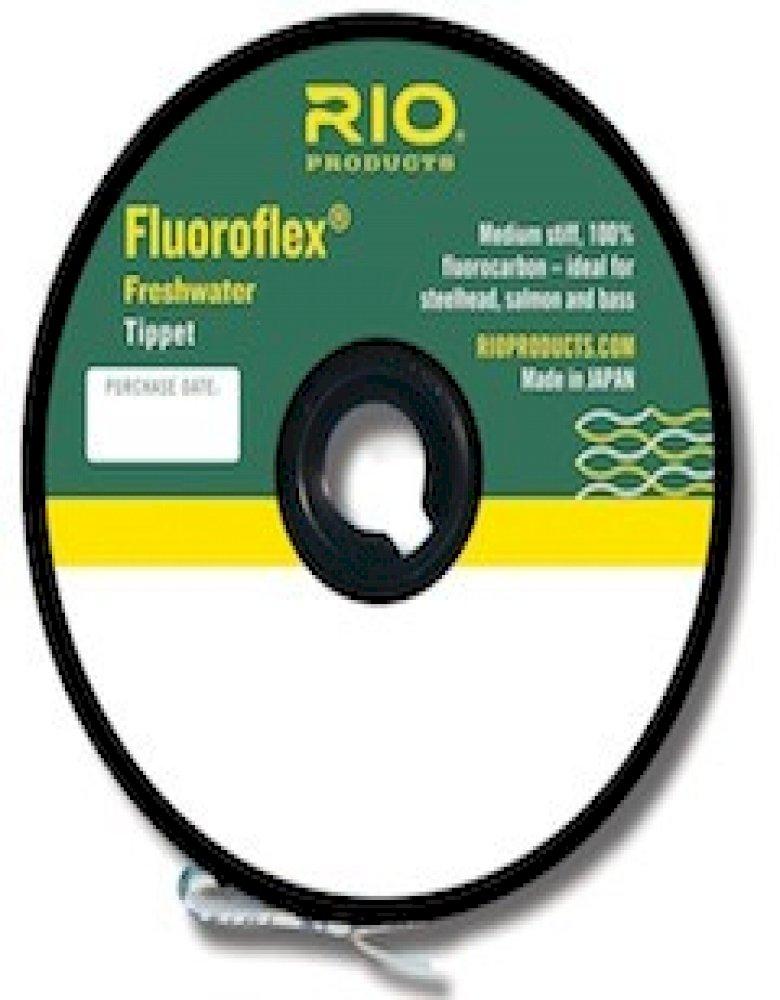 Rio Fluoroflex Freshwater Tippet - 30 Yard