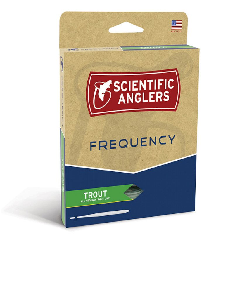 Scientifc Anglers Frequency Double Taper Trout Fly Line