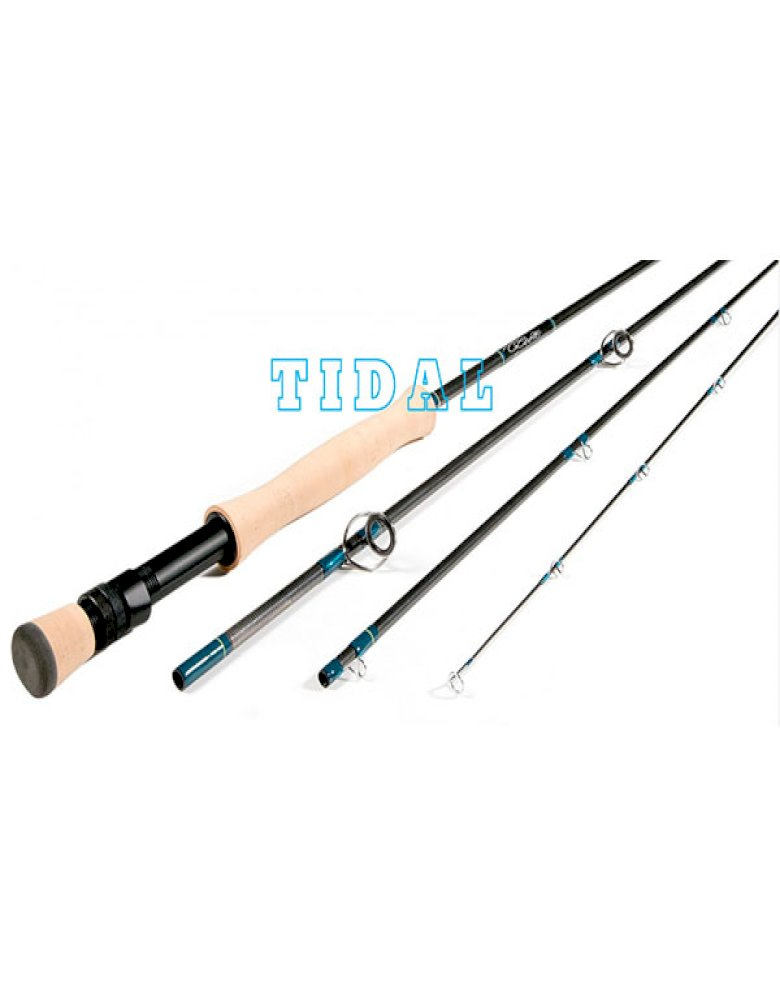 Scott Tidal Fly Rod with Free 2-Day Express Shipping in USA*