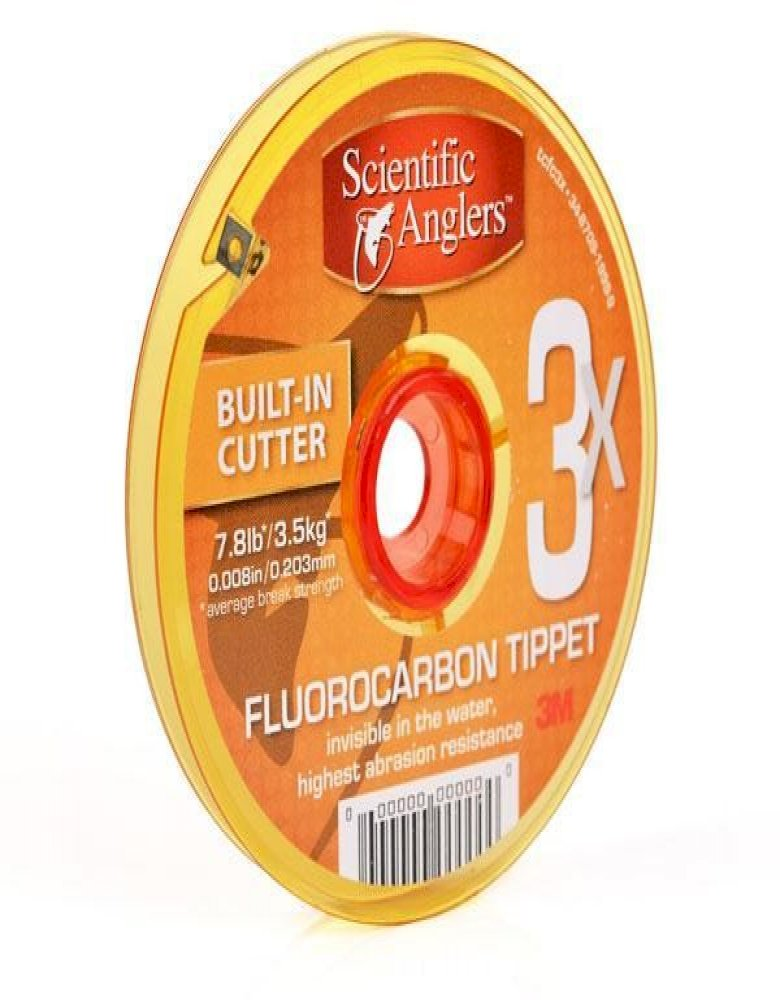 Scientific Anglers Fluorocarbon Tippet - 30 meter