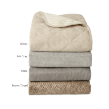 Orvis Grip-Tight Quilted Dog Throw Blanket