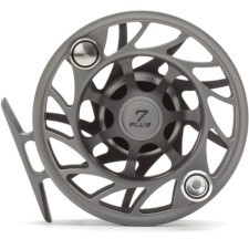 Hatch 7 Plus Gen 2 Finatic Fly Reel with free overnight shipping in USA