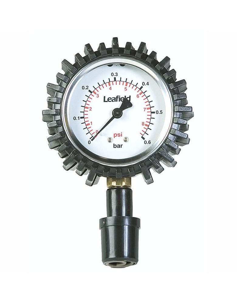 Leadfield Pressure Gauge