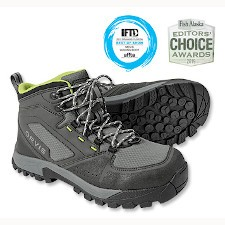 Orvis Mens Ultralight Wading Boot - w/free fly line, tipet or leader*