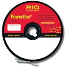 Rio Powerflex Tippet - 110 Yard Guide Spool