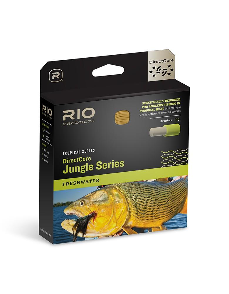 Rio DirectCore Jungle Series Fly Line