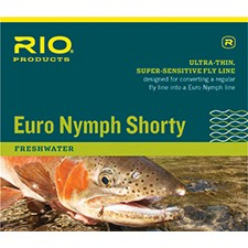 Rio Euro Nymph Shorty Fly Line