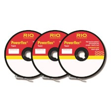 Rio Powerflex Tippet - 30 Yard, 3-Pack