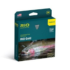 Rio Premier Gold Fly Line