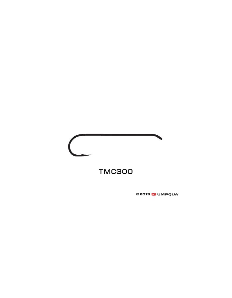 Umpqua Tiemco Hooks TMC 300