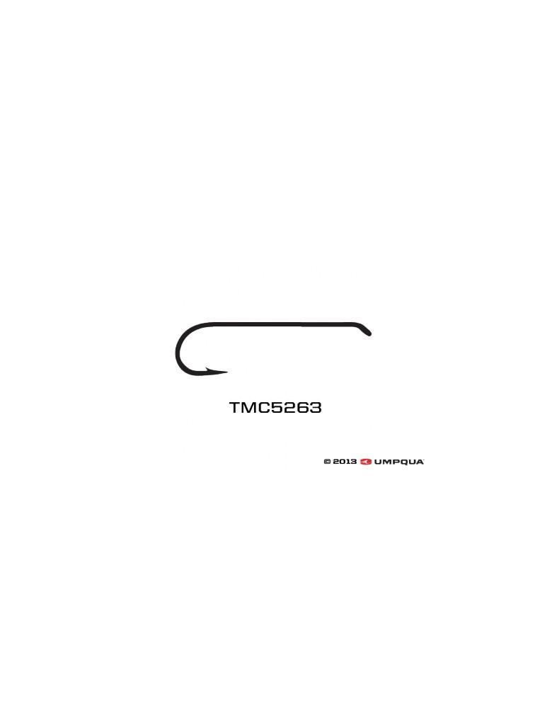Umpqua Tiemco Hooks TMC 5263
