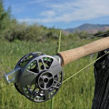 Waterworks Lamson Center Axis Freshwater Rod & Reel System