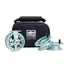 Waterworks Lamson Liquid Fly Reel 3-Pack