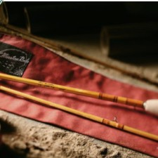 Winston Bamboo Fly Rod